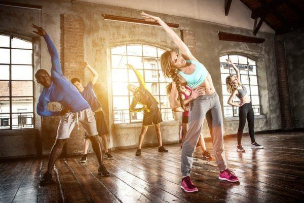 Beneficios del yoga recargar energia