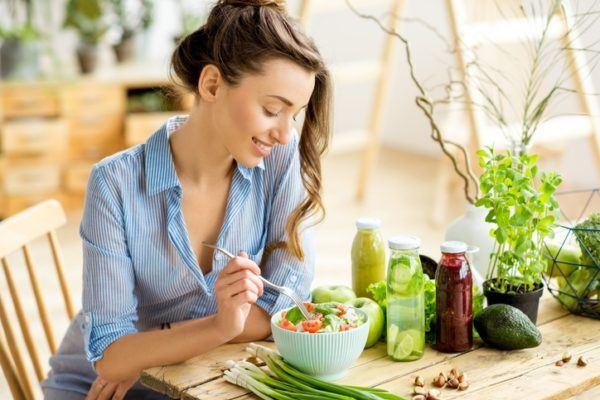 Dietas vegetarinas recetas
