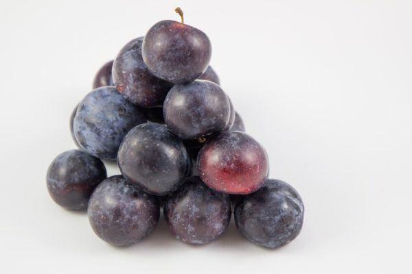 Alimentos para el estrenimiento ciruelas
