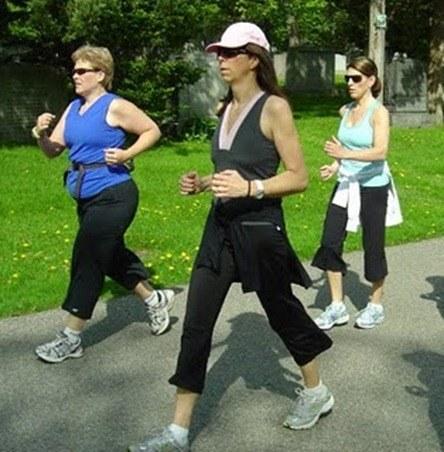 women-walking