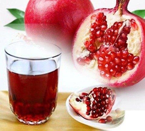 Granada, la fruta anti colesterol