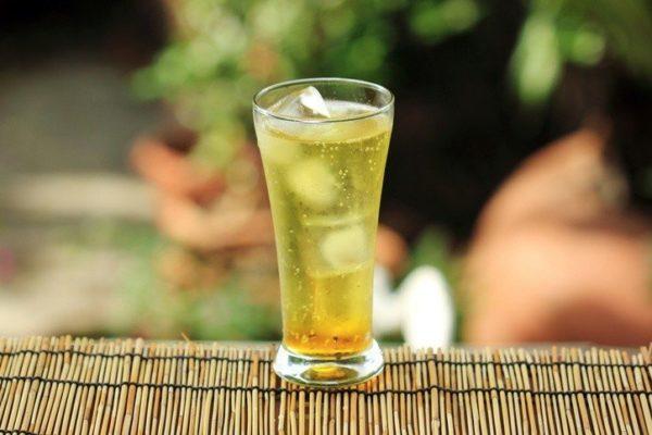 Guarana bebida