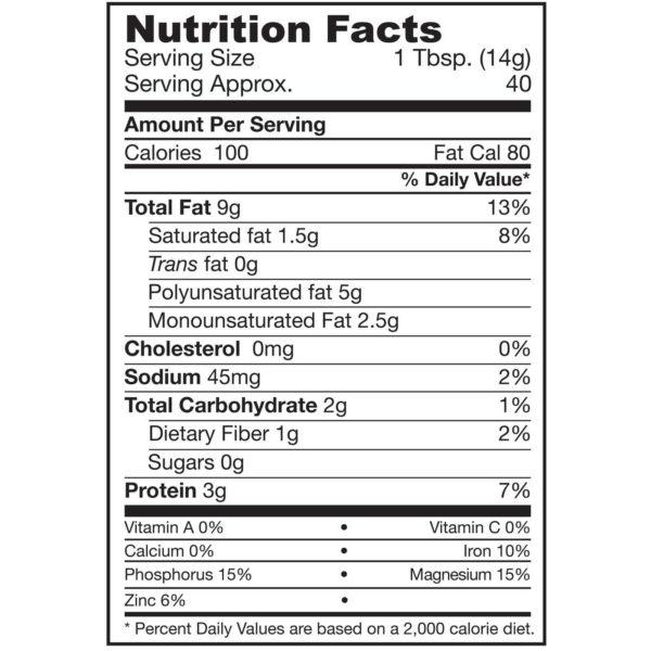 calorias-de-las-pipas-de-calabaza
