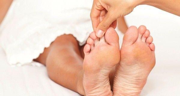 dolor dedo del pie
