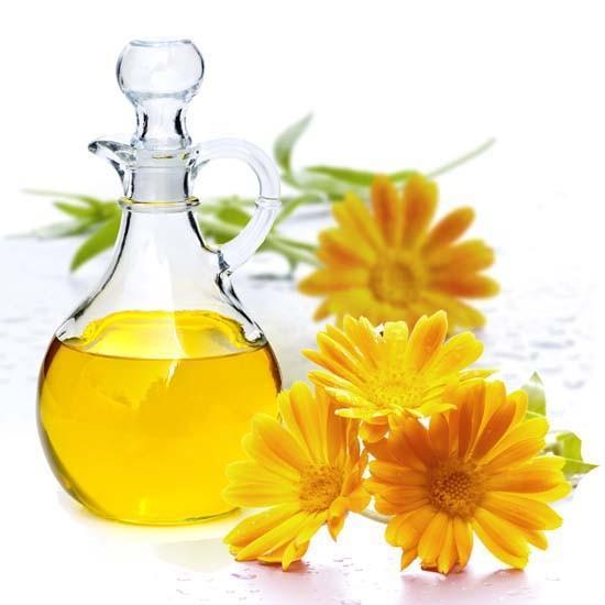 remedios-caseros-para-hemorroides-aceite-de-calendula