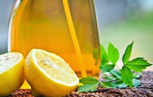Desinfectantes naturales- tomillo-limón