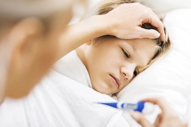 remedios caseros para mononucleosis niños