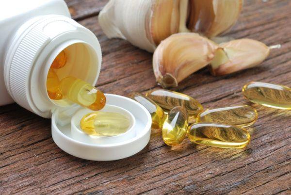 Capsulas perlas de ajo