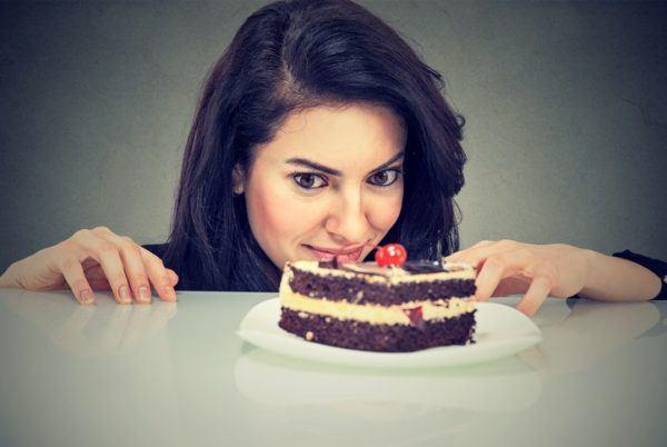 Como controlar la ansiedad por comer cuando hacemos dieta