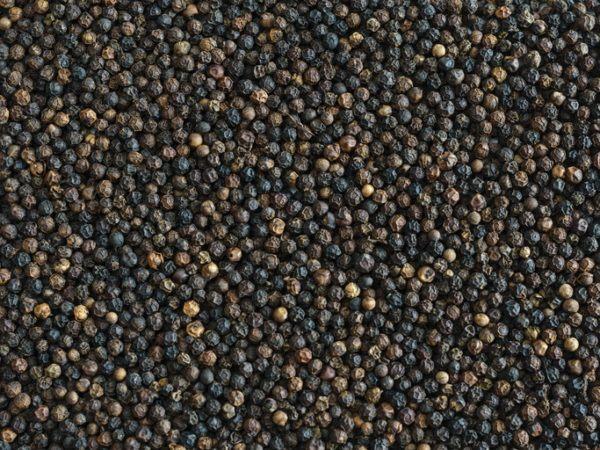 Piperina pimienta negra semillas