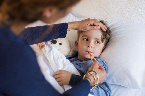 Sintomas de la escarlatina fiebre alta