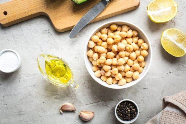 Hummus receta arabe ingredientes