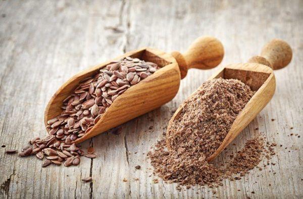 Usos de las semillas de lino para el cancer