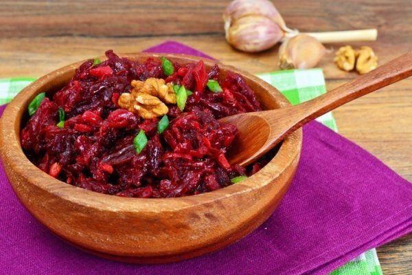 Beneficios de la remolacha cocinada