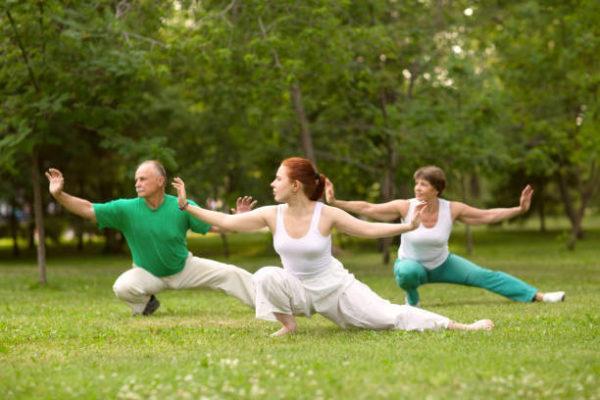 Ejercicios para aliviar el estres qigong