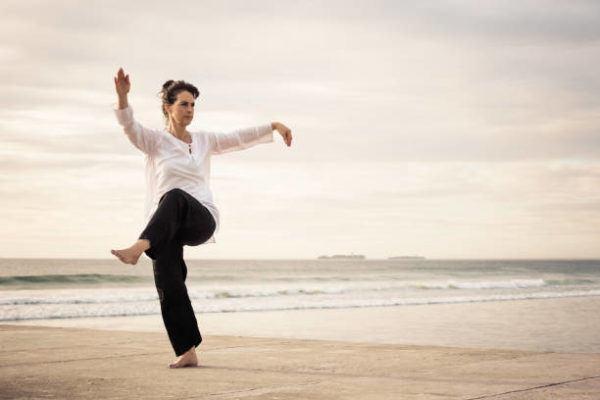 Ejercicios para aliviar el estres tai chi