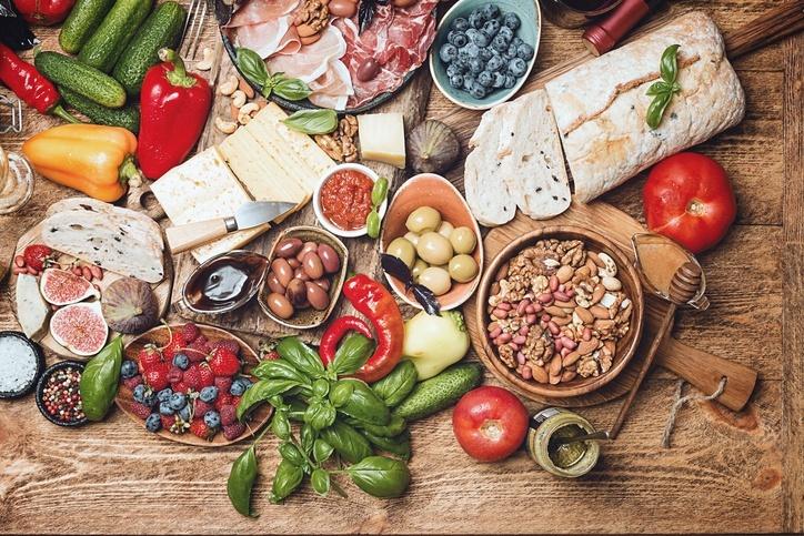 Alimentos procesados que sin son saludables