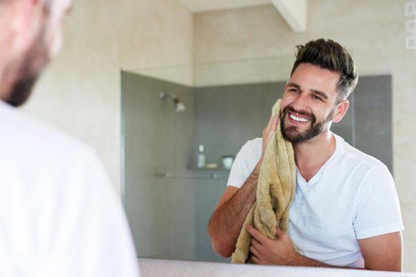 Remedios para la alergia de primavera higiene rostro