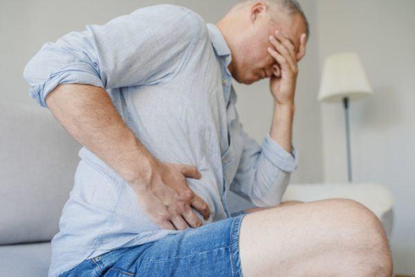 Síntomas causados por el hígado inflamado