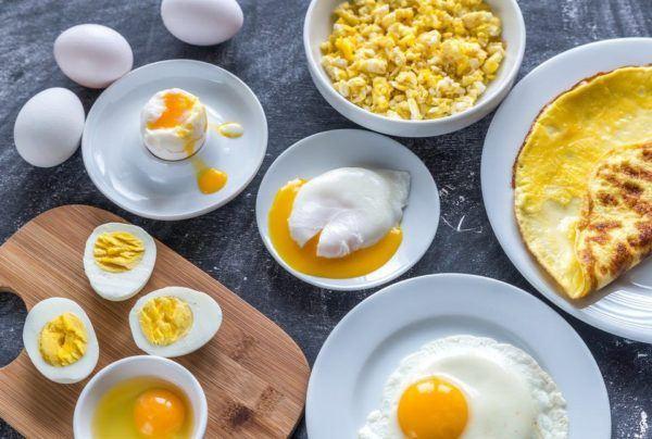 Consejos al cocinar huevos