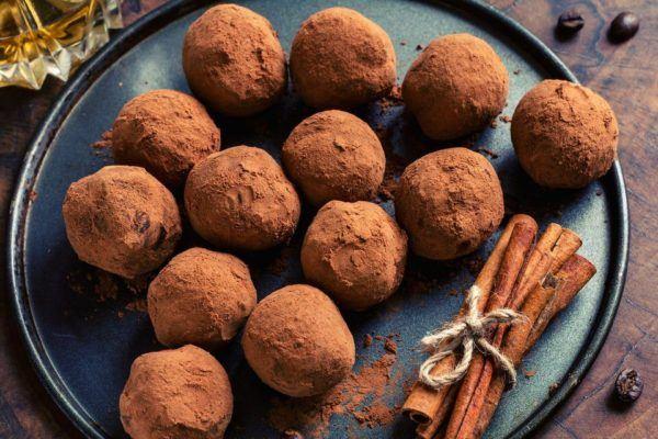 Deliciosas recetas con chocolate negro