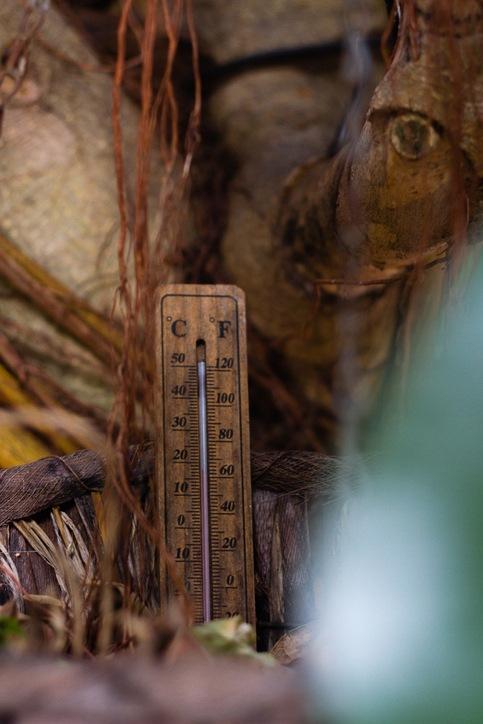 Como hacer un termometro casero bueno