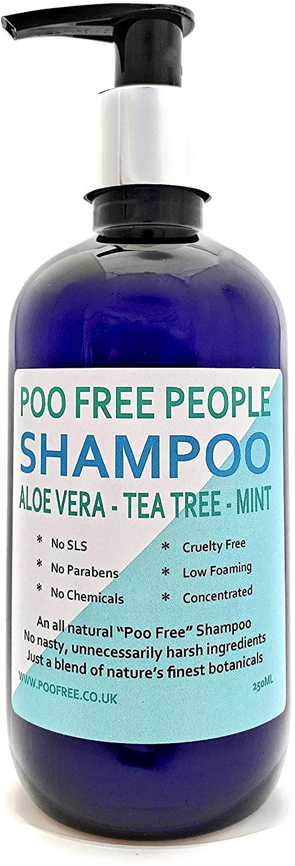 champú poo free