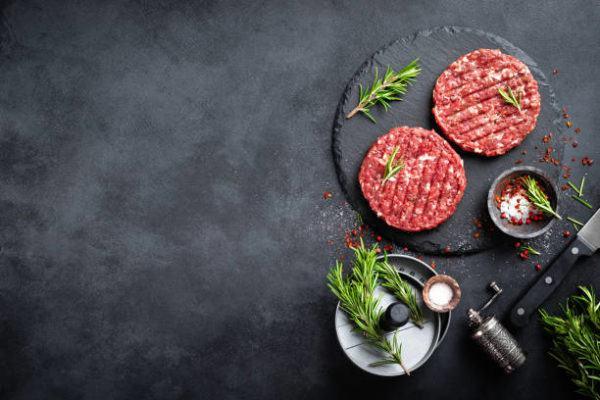 Alimentos con biotina para tener el pelo perfecto hamburguesa