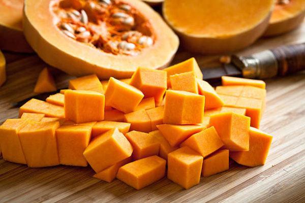 Los alimentos que nos ayudan a cuidar el cuerpo en otoño calabaza