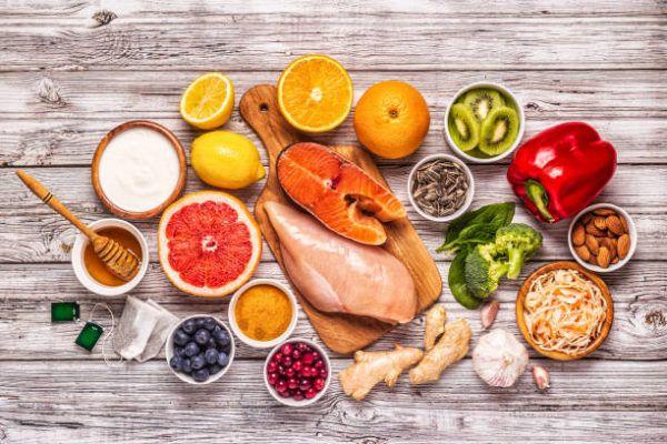 Las mejores dietas para mejorar fortalecer sistema inmunitario