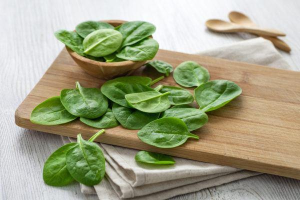 Alimentos mas ricos calcio para intolerantes lactosa espinaca