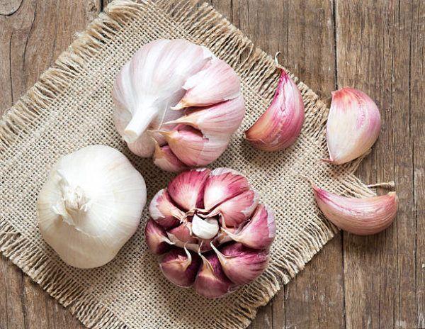 Superalimentos para bajar colesterol ajo