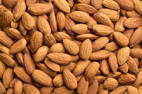 Superalimentos para bajar colesterol almendras