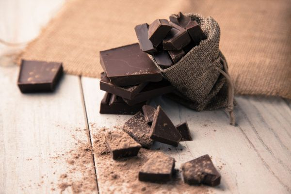 Superalimentos para bajar colesterol chocolate negro