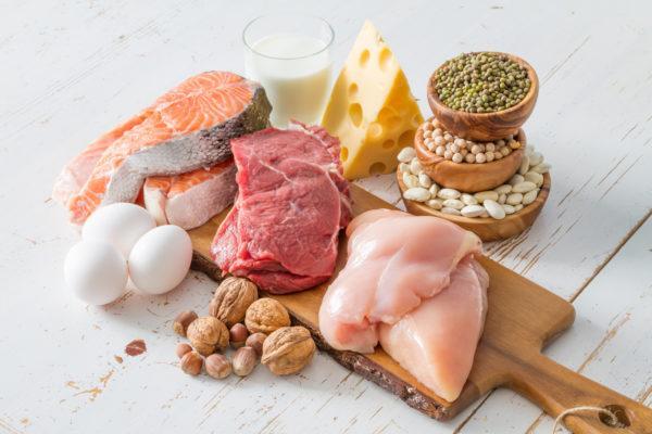 Superalimentos para bajar colesterol grasa animales