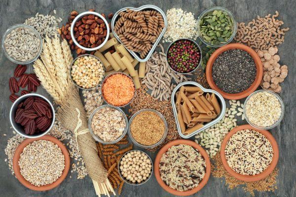 Superalimentos para bajar colesterol pasta arroz