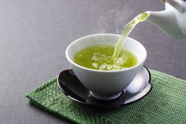 Superalimentos para bajar colesterol te verde
