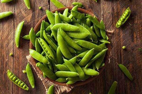 Verduras que se pueden plantar en la cosecha de otono judias