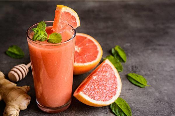 Como combatir el cansancio de otono zumo pomelo