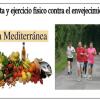 Dieta y ejercicio el mejor anti envejecimiento