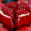 Granada, la fruta anti-colesterol