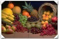 Fuentes principales de las vitaminas