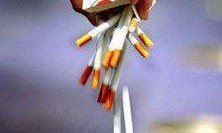 Dejar de fumar de manera repentina podría ser la mejor estrategia