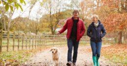 10 beneficios de andar para la salud
