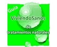 Guía Viviendo Sanos de tratamientos naturales (I)
