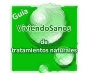 Guía Viviendo Sanos de tratamientos naturales (III)