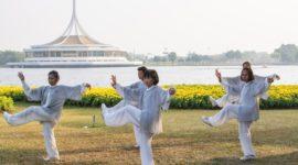 Qué es el Chi Kung o Qigong: Beneficios + tabla de ejercicios