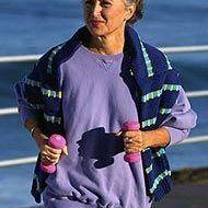 El ejercicio puede aliviar los síntomas de la menopausia