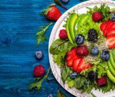 Dieta Anti-Radicales Libres | Alimentos con antioxidantes