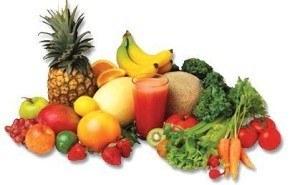 Frutas y verduras reducen el riesgo de muerte